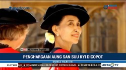 Amnesty International Cabut Penghargaan HAM Aung San Suu Kyi
