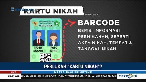 Perlukah Kartu Nikah? (2)