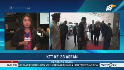 Jokowi Ingatkan Pentingnya Konsep Indo Pasifik Bagi ASEAN