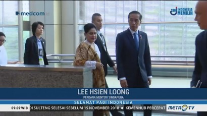 Jokowi Mewakili ASEAN Bertemu Rusia