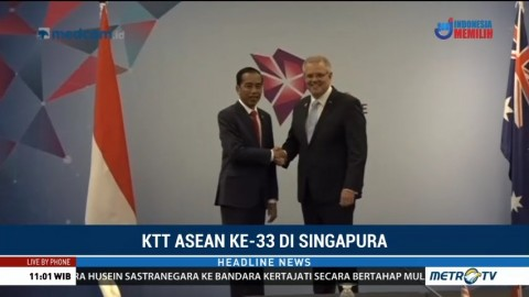 Indonesia-Australia Bahas Kerja Sama Penanggulangan Terorisme