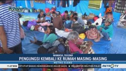 Pengungsi di Mamasa Mulai Kembali ke Rumah