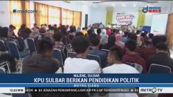 KPU Sulbar Ajak Mahasiswa Bijak Bermedia Sosial & Lawan Hoaks