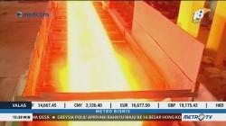 Industri Baja Indonesia Tertekan