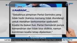 Ditagih Janji oleh Gerindra, Ini Jawaban Demokrat