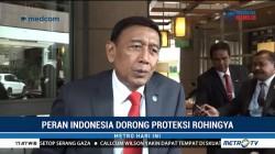 Peran Indonesia Dorong Proteksi Rohingya