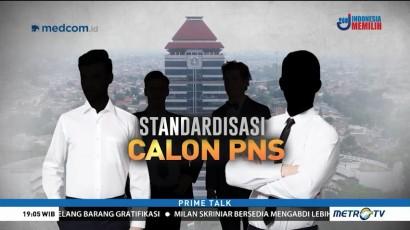 Standardisasi Calon PNS