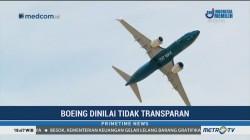Boeing Dituding Tak Transparan Soal Potensi Bahaya Fitur Baru Pesawat 737 Max 8