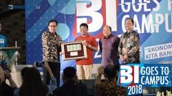 Malang Sambut Meriah BI Goes to Campus 2018