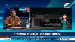 Pembunuhan Sekeluarga di Bekasi, Polisi Perlu Mencari Detail Tentang Isu Ekonomi