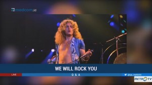 Q & A - We Will Rock You (1)
