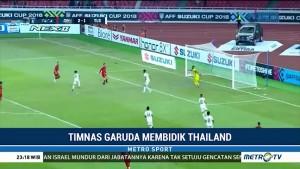 Persiapan Timnas Indonesia Jelang Hadapi Thailand