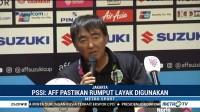 Pelatih Timor Leste Kritik Rumput SUGBK yang Buruk