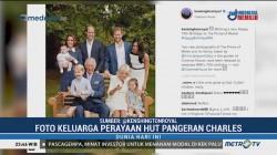 Foto Terbaru Keluarga Kerajaan Inggris