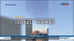 Palestina-Israel Sepakat Gencatan Senjata
