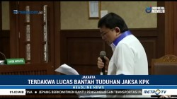 Terdakwa Lucas Bantah Tuduhan Jaksa KPK