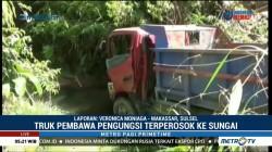 Mobil Pengangkut Pengungsi Gempa Mamasa Terjun ke Jurang, 5 Orang Tewas