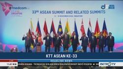 KTT ASEAN, Jokowi Harapkan Ekspansi Produk Indonesia