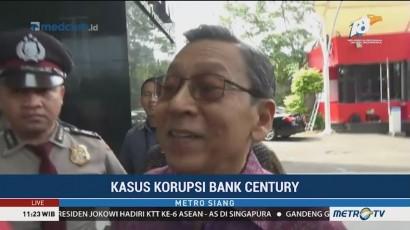 KPK Periksa Mantan Wapres Boediono Terkait Bank Century