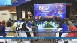 BI Goes to Campus 2018 Disambut Meriah di Palembang