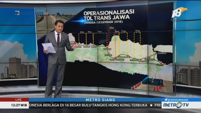 Tol Trans Jawa, Solusi Lalu Lintas Darat