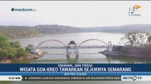 Wisata Goa Kreo Tawarkan Sejuknya Kota Semarang