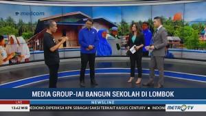 Menanam Asa Bagi Anak Korban Gempa Lombok