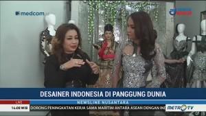Karya Desainer Indonesia di Panggung Dunia