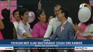 MGP Indonesia Ajak Masyarakat Cegah Deteksi Dini Kanker Payudara