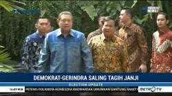 Demokrat-Gerindra Saling Tagih Janji