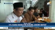 Relawan KMA Optimistis Nahdliyin Sumut Dukung Jokowi-Ma'ruf