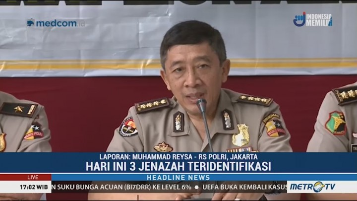 Hari Ini, Tiga Jenazah Korban Lion Air Teridentifikasi