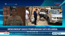 Pelaku Pembunuhan di Bekasi Punya Hubungan Keluarga dengan Korban