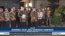 Demokrat Sebut Sandiaga Punya Janji ke SBY