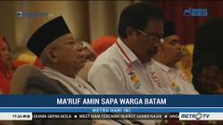 Ma'ruf Amin Minta Umat Jaga Persatuan di Masa Kampanye