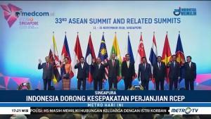 Indonesia Dorong Kesepakatan Perjanjian RCEP