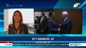 Peta Kekuatan Amerika Serikat di KTT ASEAN