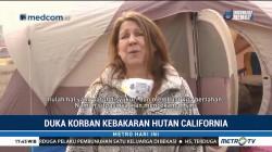 Duka Korban Kebakaran Hutan California