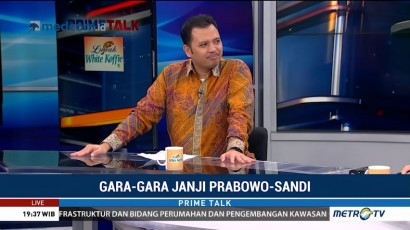 Dinamika Demokrat-Gerindra Berdampak Negatif Bagi Prabowo-Sandi
