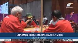 Turnamen Bridge Bertaraf Internasional Digelar di Jakarta