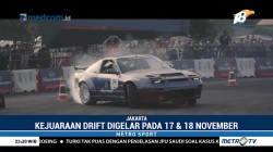 Intersport World Stage 2018 Siap Digelar