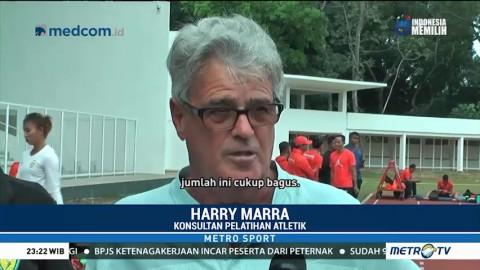 Harry Marra Bantu Atletik Siapkan Metode Latihan Baru