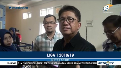 Sriwijaya FC Dijanjikan Bonus Jika Jauhi Degradasi
