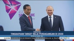 Peningkatan Kerja Sama Ekonomi Indonesia-Rusia