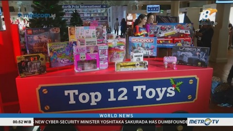 London's 2018 Christmas Toy Trends