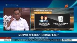 Merpati Airlines 'Terbang' Lagi? (2)