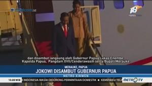 Jokowi Kunjungi Merauke