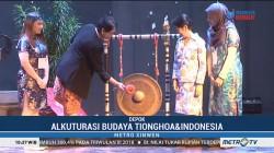 Sinofest 2.0, Akulturasi Budaya Tionghoa & Indonesia
