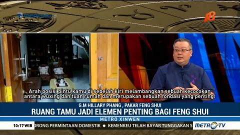 Ruang Tamu Menurut Feng Shui