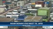 Ragam Skenario Atasi Macet di Tol Jakarta-Cikampek